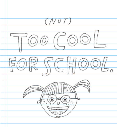 Not Too Cool for School E-Card