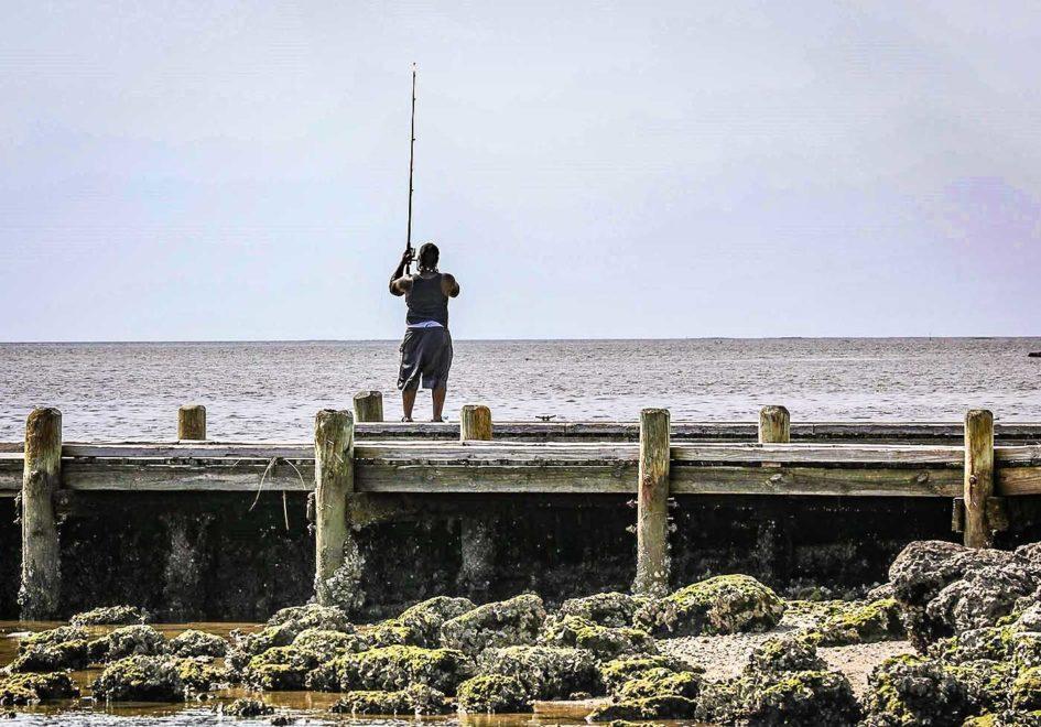 Lone fisherman-edit