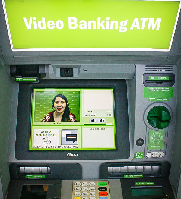 Video Banking Example Photo-Edit
