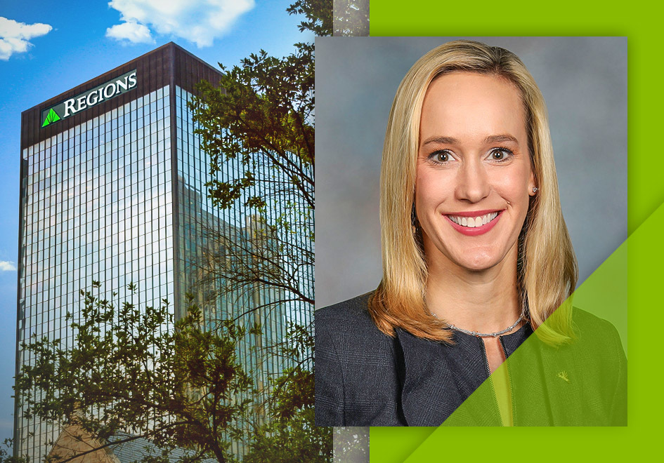 Regions Bank's Kate Danella Named One of 25 Most Powerful Women to Watch in Banking and Finance by American Banker Magazine