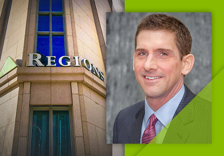 Regions Bank Hires Jon Burckin as Head of Distribution for Real Estate Capital Markets
