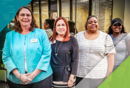 Regions and Community Action work together in North Alabama to help people take the first step to homeownership.