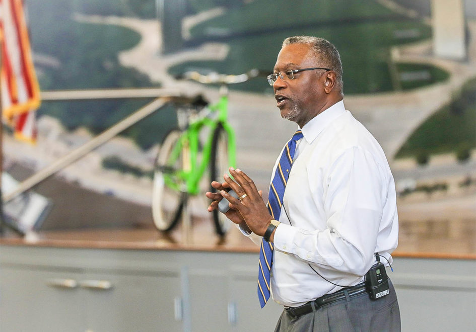 Derrick Collins, Dean of the College of Business at Chicago State University, explores capital options for entrepreneurs to grow their businesses.