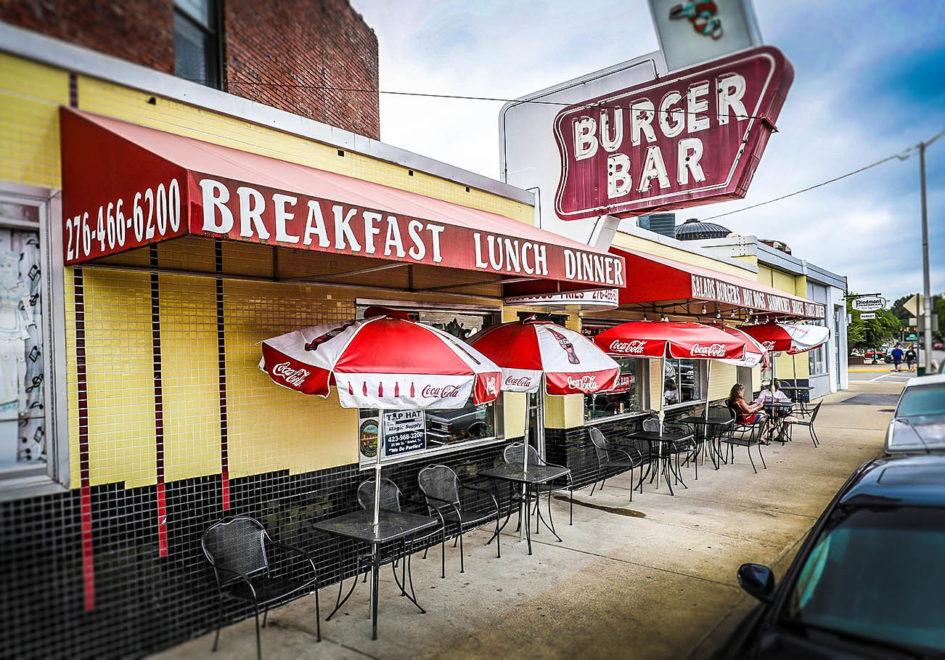 Th Burger Bar