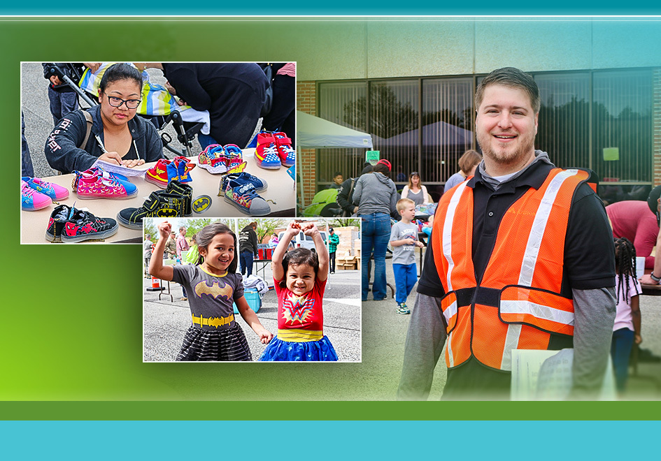 Regions supports veterans, service members, and their families year-round.