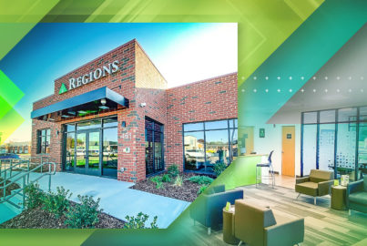 Regions Bank Unveils Modern Kingsport-Area Headquarters Branch