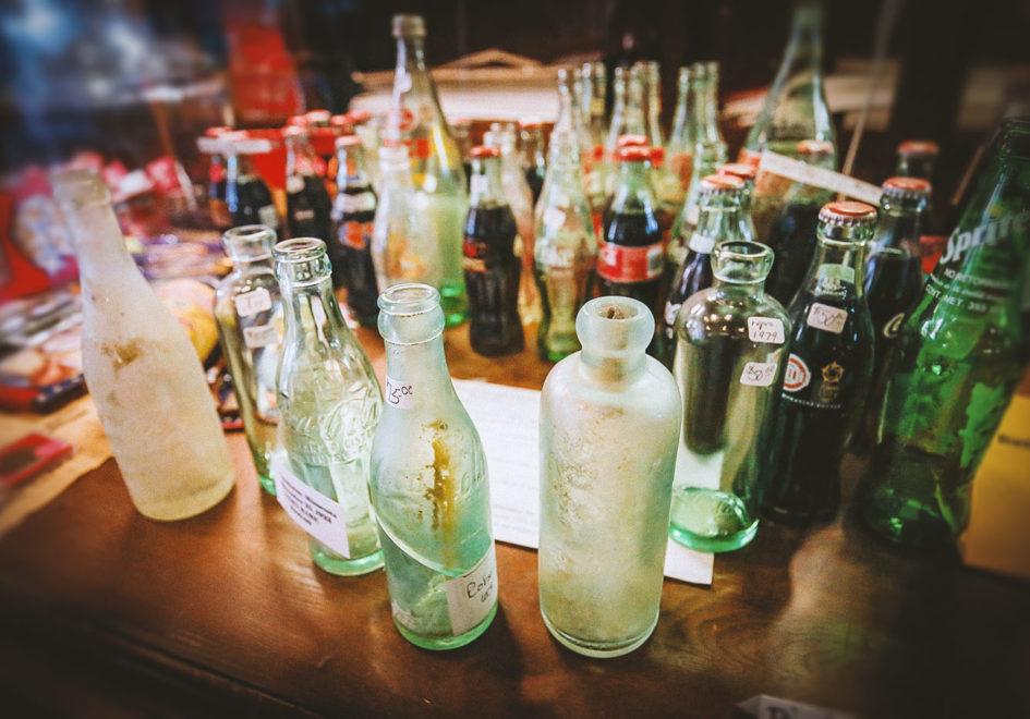 Biedenharn original bottles-edit