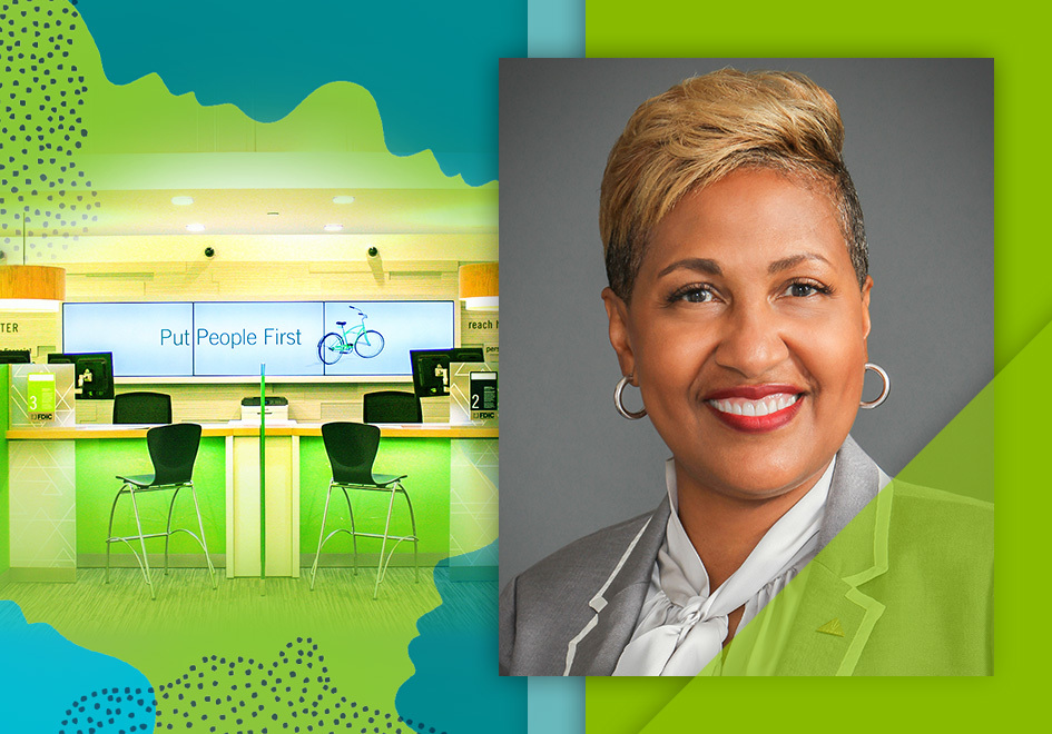 Clara Green – head of Diversity and Inclusion, Regions Bank
