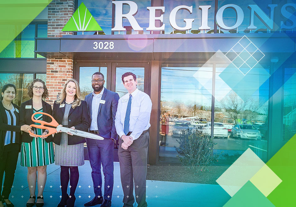 Regions Sandy Plains Branch