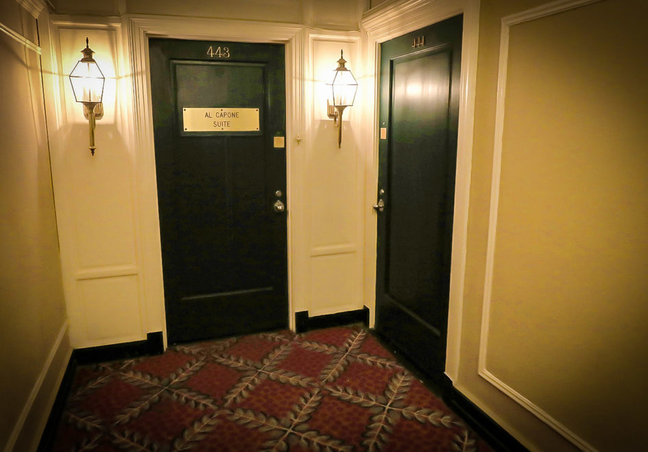 Capone Suite at The Arlington