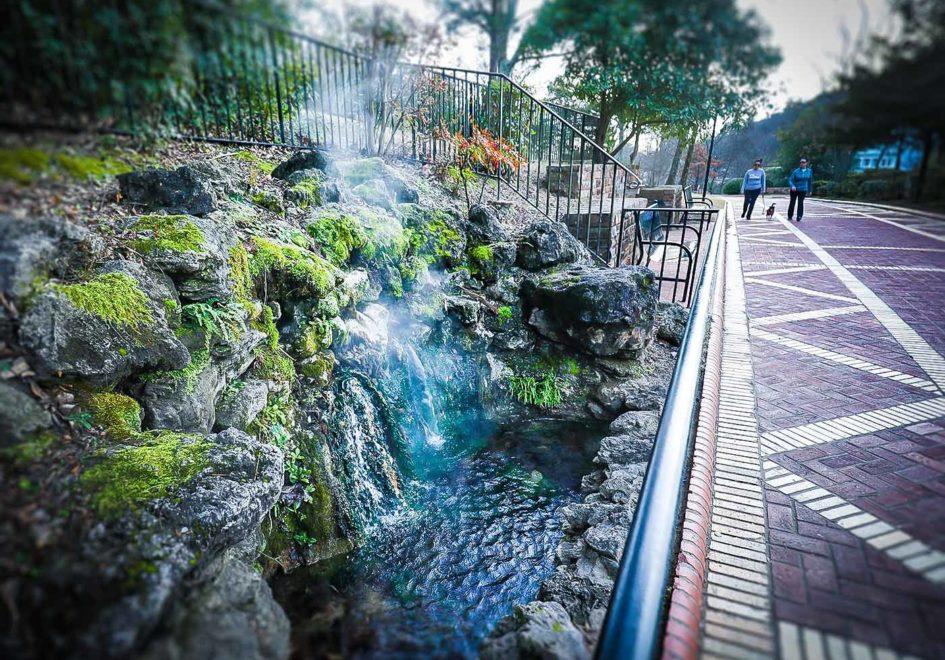 Hot Springs Promenade