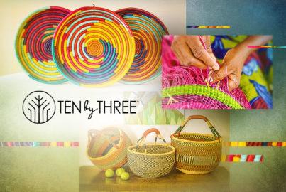 Theresa Carrington - Ten by Three