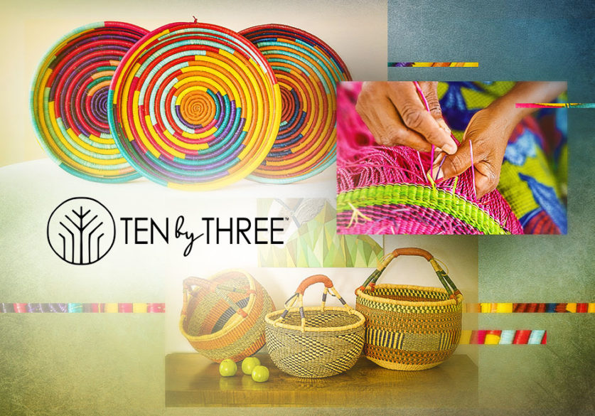 Theresa Carrington - Ten by Three