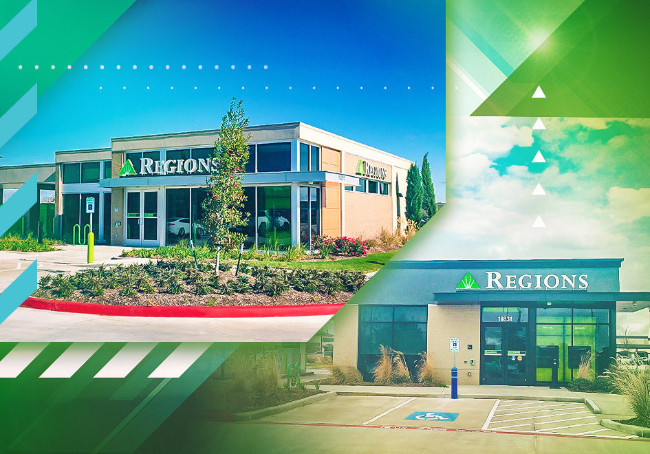 Regions Bank Unveils More Houston-Area Investments