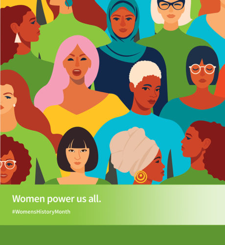 Women's History Month E-Card