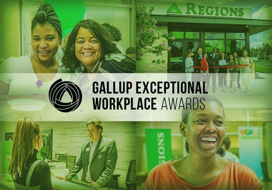 Gallup Exceptional Workplace Award