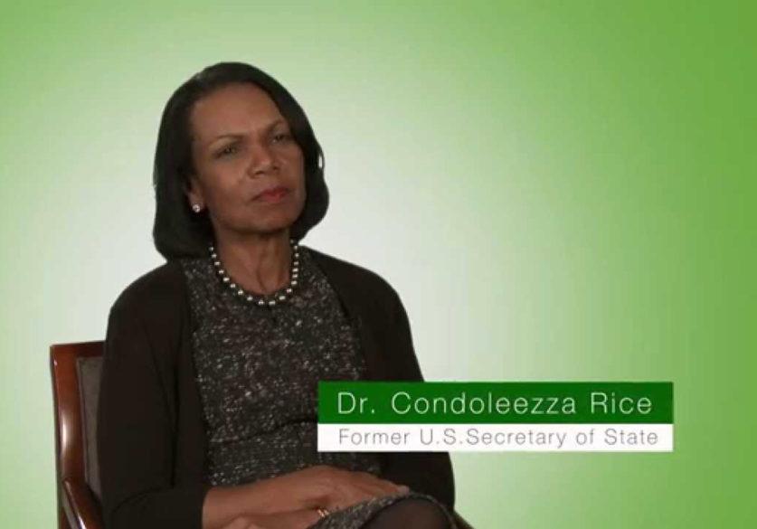 Condoleezza Rice and Black History
