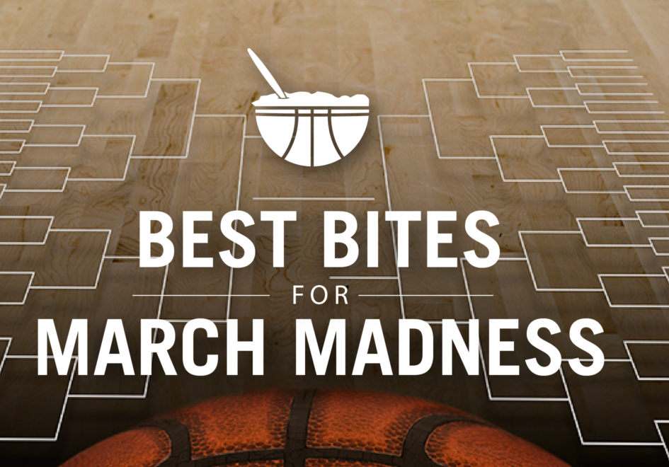 Recipes for March Madness