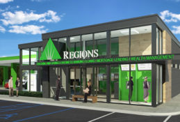 Regions Bank Location in Arnold, Mo.
