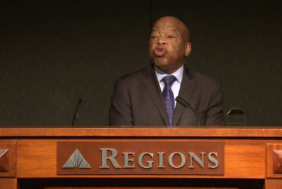 Regions Honors Rep. John Lewis