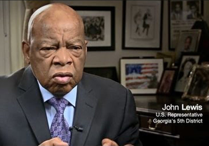 Regions Honors Rep. John Lewis with 2016 History in Motion Award