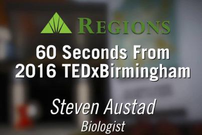 TedX Screenshot