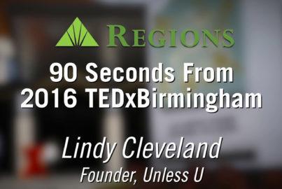 TEDx Lindy Cleveland