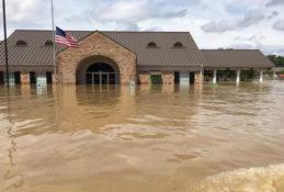 Flooding in South Louisiana