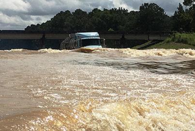 South Louisiana Flooding