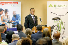 Regions Bank Teams with Operation HOPE