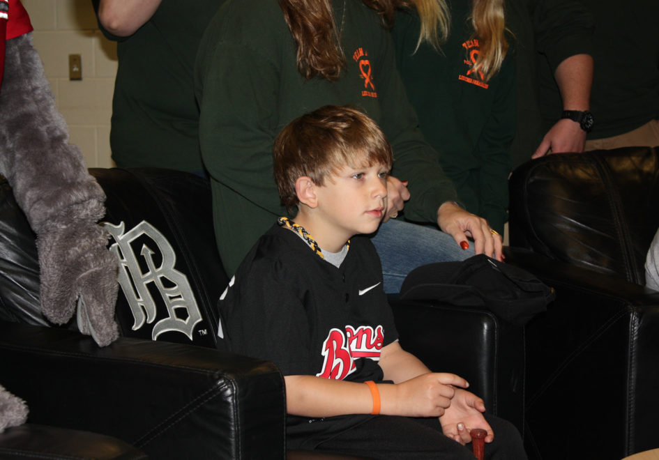 8-Year-Old Nate Becomes a Baron for a Day