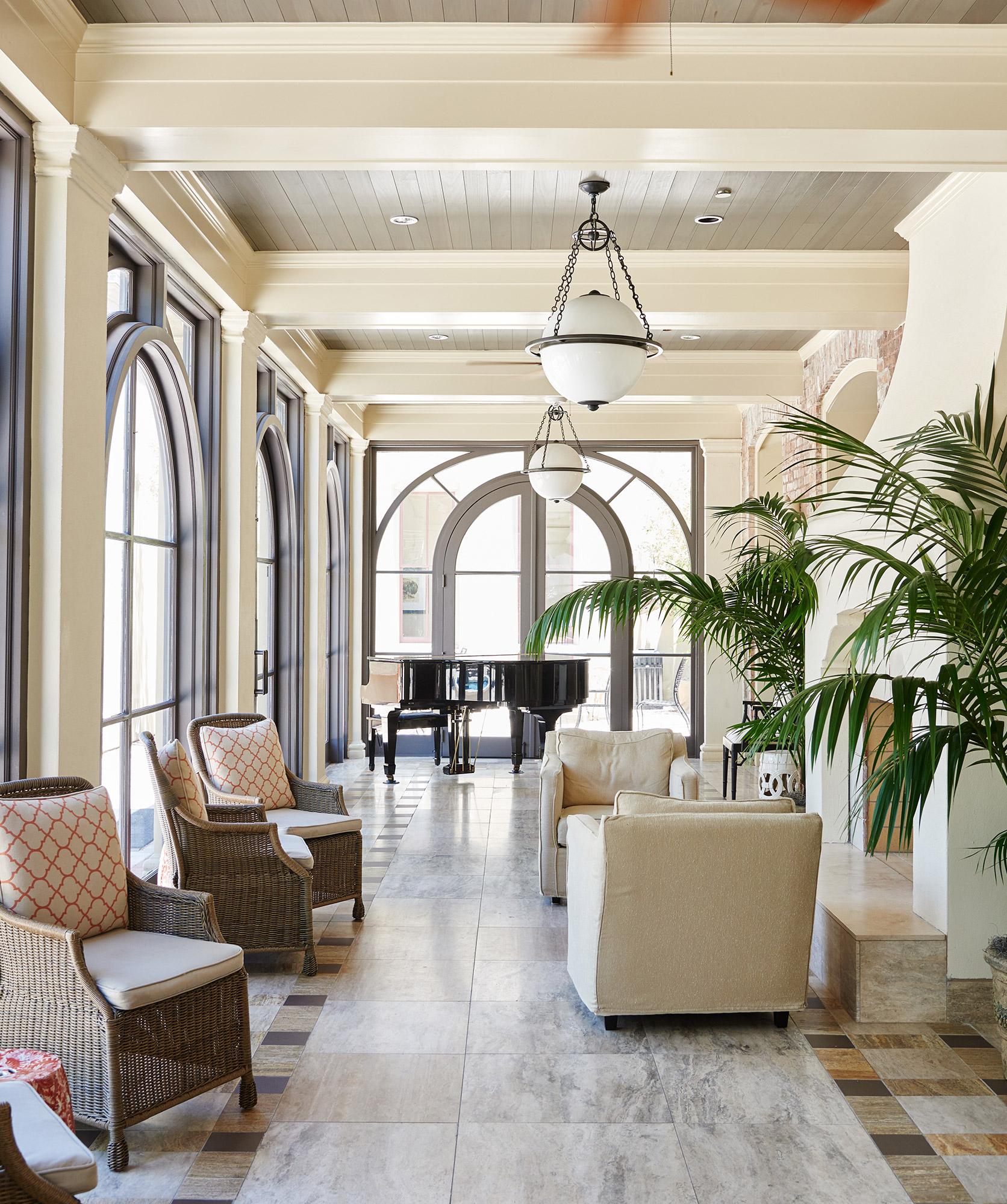 Covington Hotel Interior