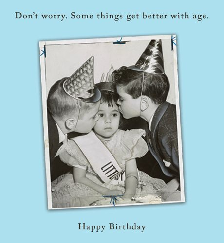 Better With Age E-Card