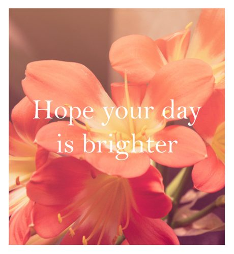Brighter Day E-Card