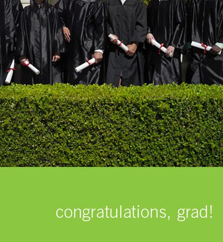 Congratulations, Grad E-Card