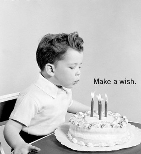 Make a Wish E-Card