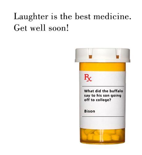 The Best Medicine E-Card