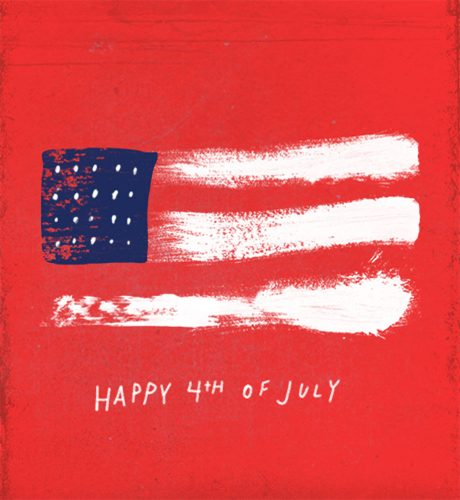 Happy 4th of July E-Card