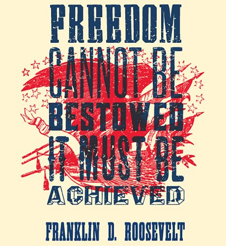 Franklin D. Roosevelt Quote E-Card