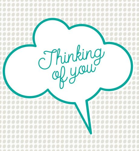 Thinking Of You E-Card