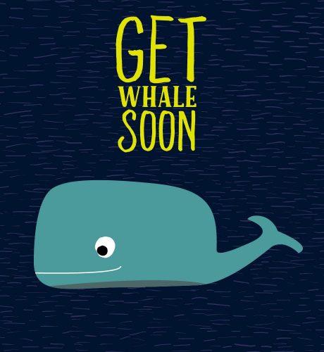 Get Whale Soon E-Card