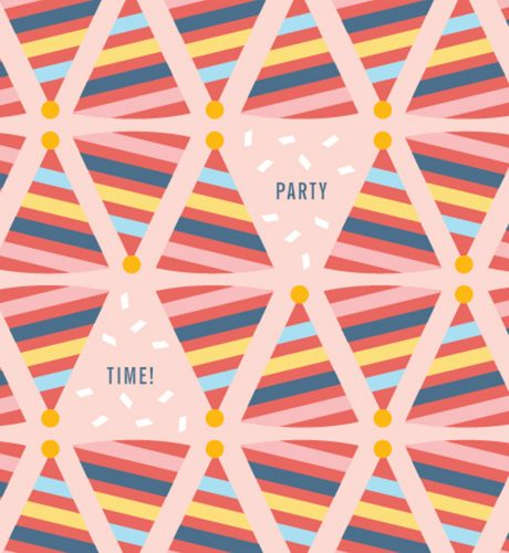 Party Time! E-Card