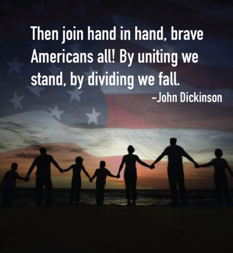 United We Stand E-Card