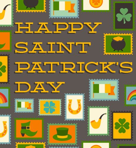 St. Patrick's Day E-Card