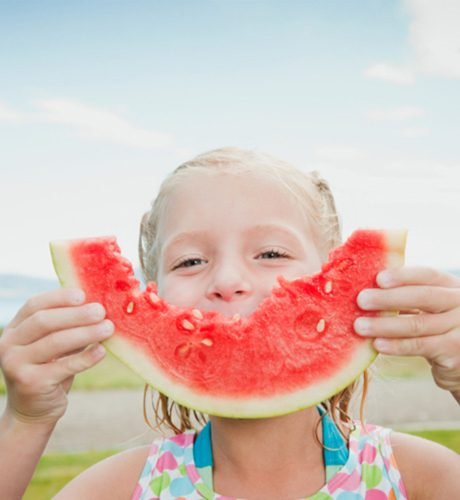 Watermelon Smile E-Card
