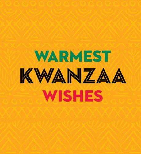 Happy Kwanzaa E-Card