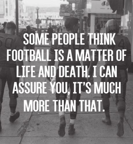 Football Is Life E-Card