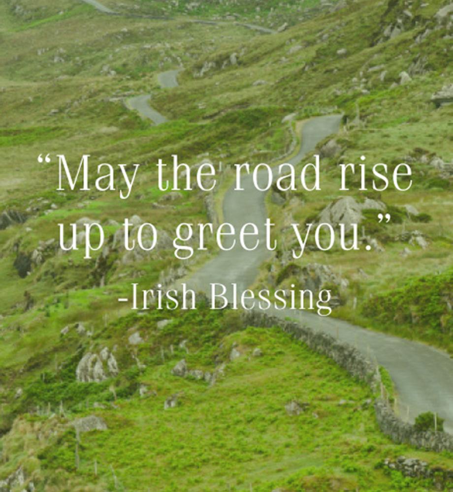 Irish Blessing E-Card