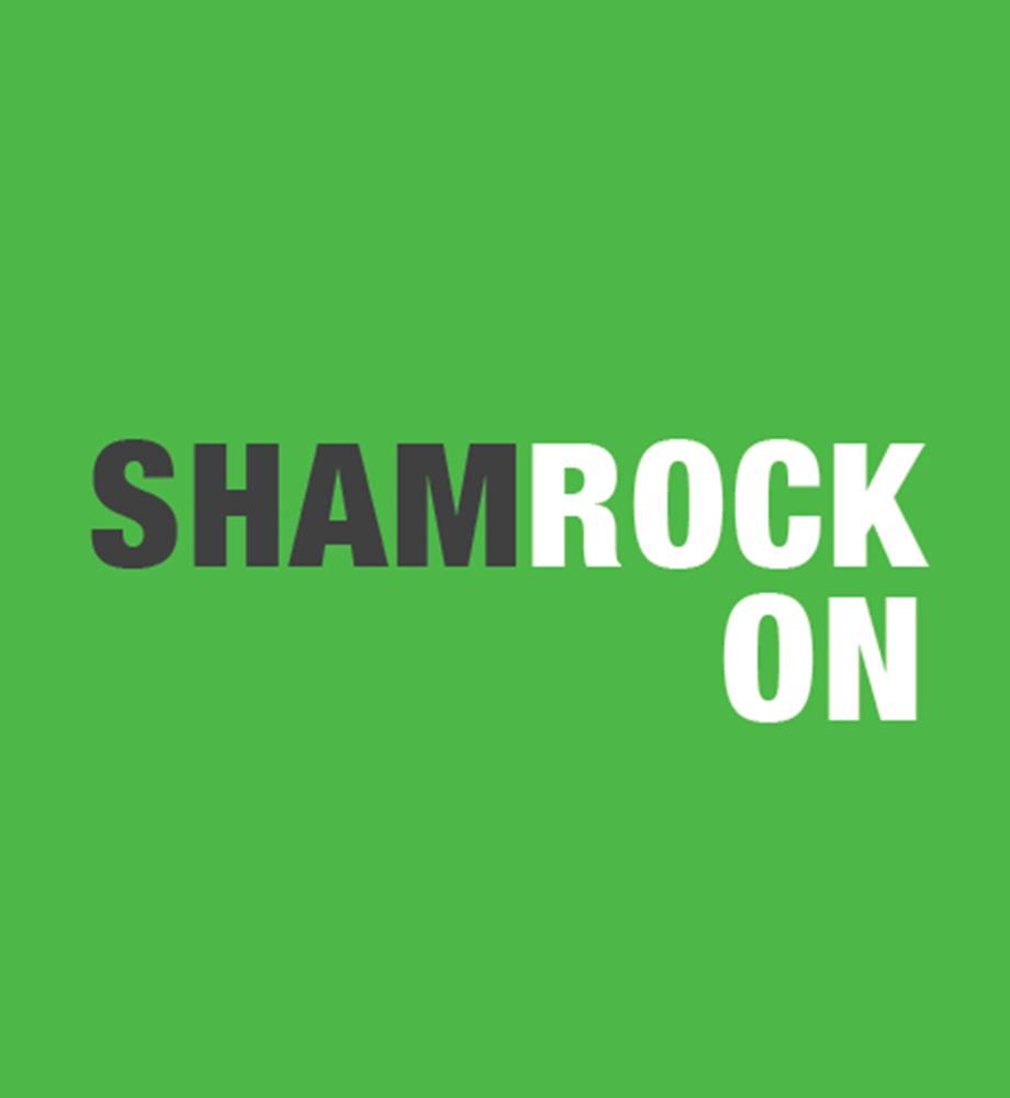Shamrock On E-Card