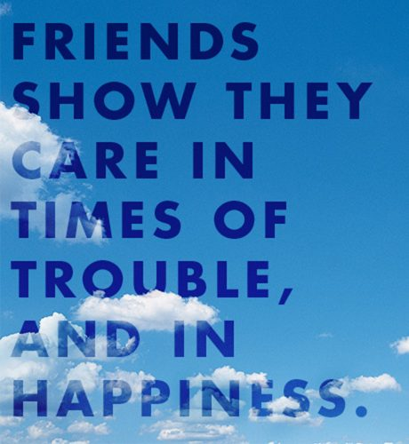 Friendship E-Card